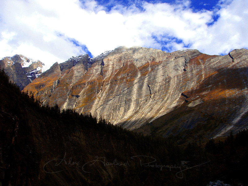 Erosion in the Himalayas