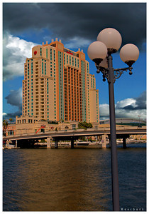 The Marriott Hotel on Harbour Island