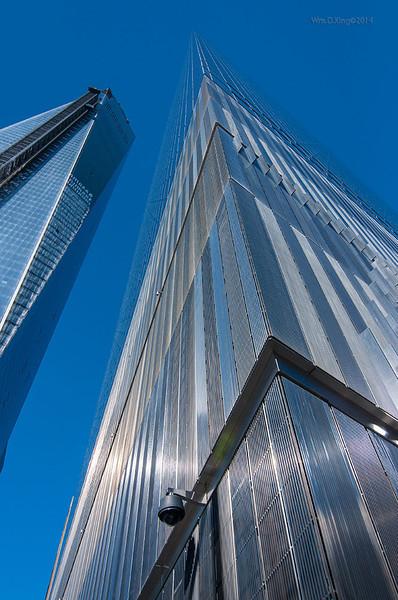 Towers of Lower Manhattan