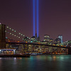 Brooklyn Bridge, Blue Lights