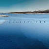 Salt Marsh Nature Center in Winter