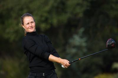 Gudrun Bjorgvinsdottir of Iceland during the second round
