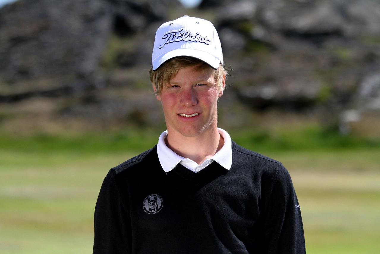 Guðmundur Ágúst Kristjánsson