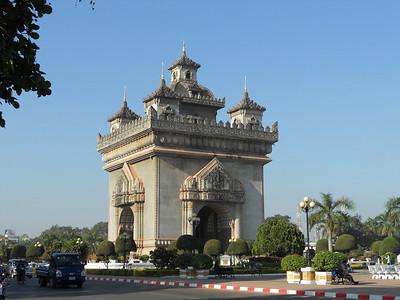 France? No, Vientiane!