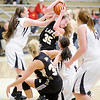 Don Knight / The Herald Bulletin<br /> Lapel faced Winchester in sectional action at Shenandoah High School on Tuesday.