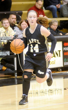 Don Knight / The Herald Bulletin<br /> Madison-Grant hosted Lapel on Wednesday.