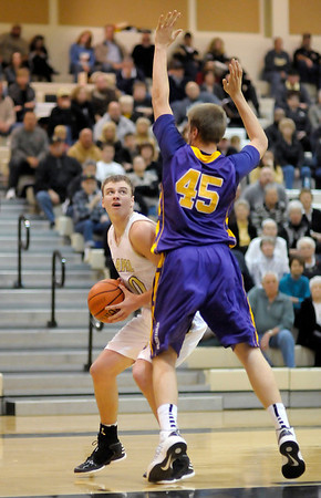 Lapel hosted Guerin Catholic on Saturday.