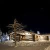 December in Lapland.