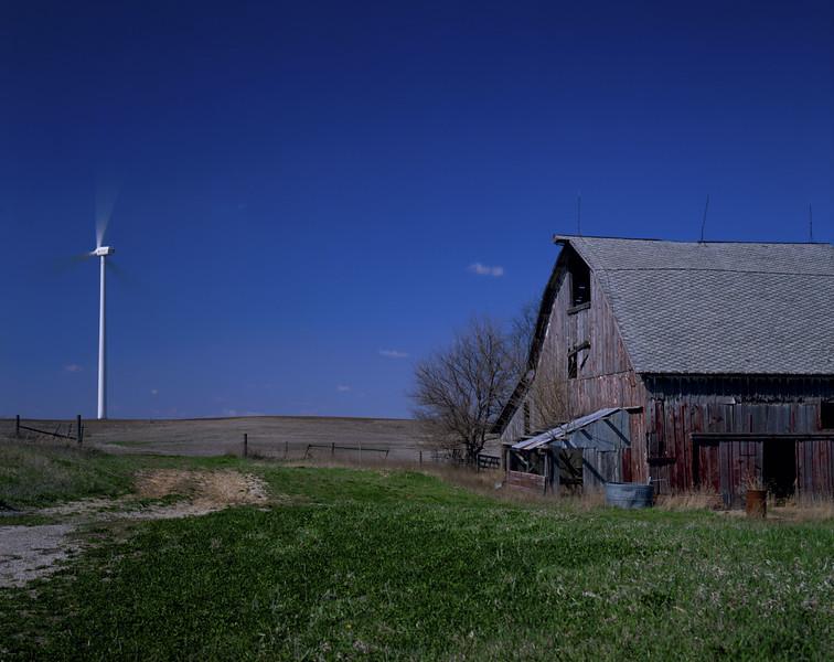 Missouri, 2008. Shot on Velvia 50.