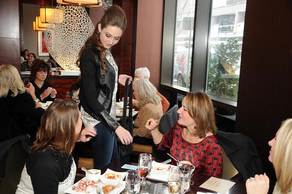 Larimer Square Fashion Lunch 2013