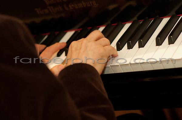 Larry Gelb Trio Concert
