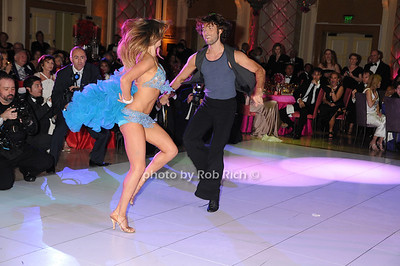 Dancing with the Stars Alec Mazo and Edyta Sliwinska photo by Rob Rich © 2009 robwayne1@aol.com 516-676-3939