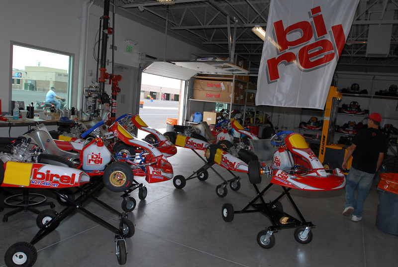 They will store your Kart for $75 per month