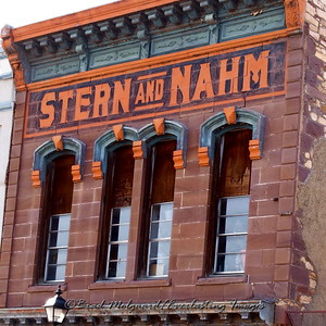 """Stern and Nahm""  Las Vegas, New Mexico"