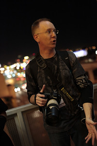 John P., OneMansBlog.com (organized the Photowalk)