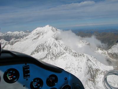 Las primeras nieves en el Pirineo Oct. 2006