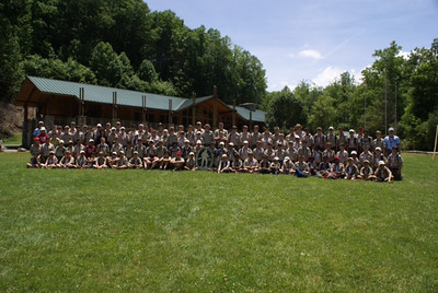 Last Day at Camp Daniel Boone