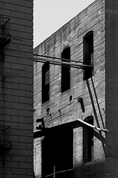 Factory, Alley View, Paterson<br /> ©2010 Peter Aldrich