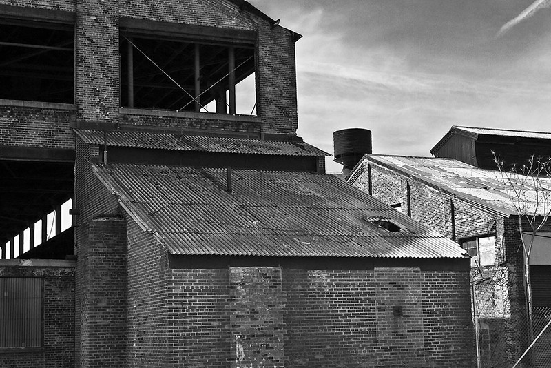 Empty Warehouse, Harrison<br /> ©2010 Peter Aldrich