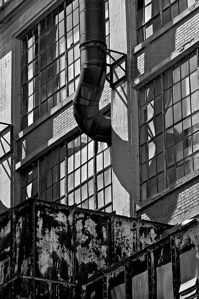 Factory Detail, Passaic<br /> ©2010 Peter Aldrich
