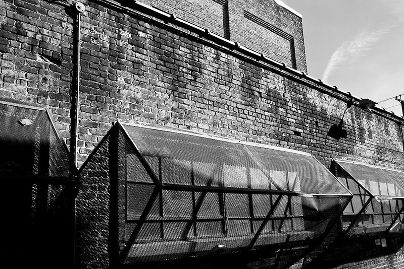 Factory Windows, Harrison<br /> ©2010 Peter Aldrich