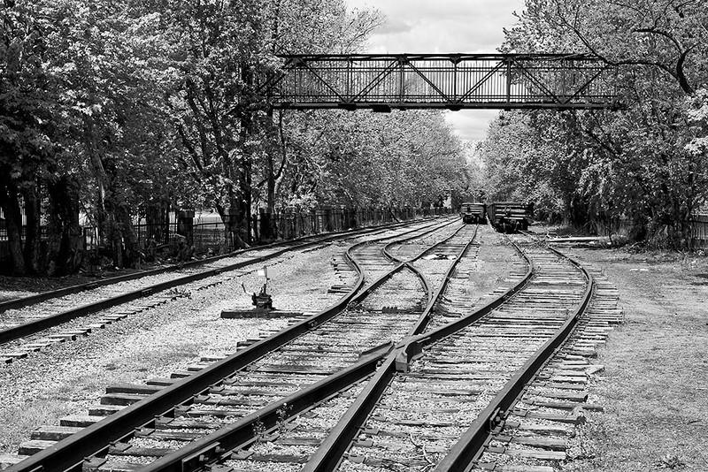 Rail Yard, Passaic<br /> ©2010 Peter Aldrich