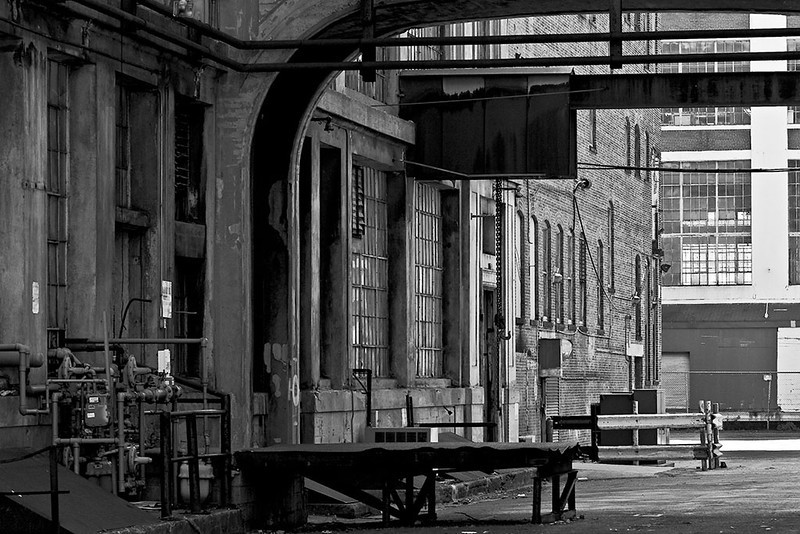 Industrial Alley, Passaic<br /> ©2010 Peter Aldrich