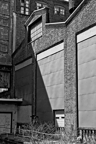 Loading Dock, Harrison<br /> ©2010 Peter Aldrich