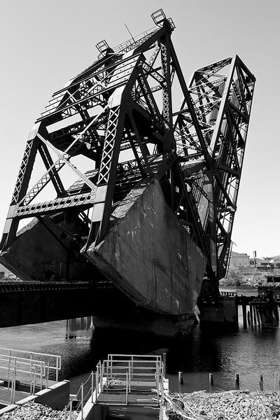 NX Drawbridge, East Newark<br /> ©2010 Peter Aldrich