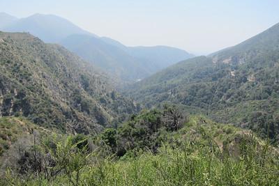 Last hike for Piotr