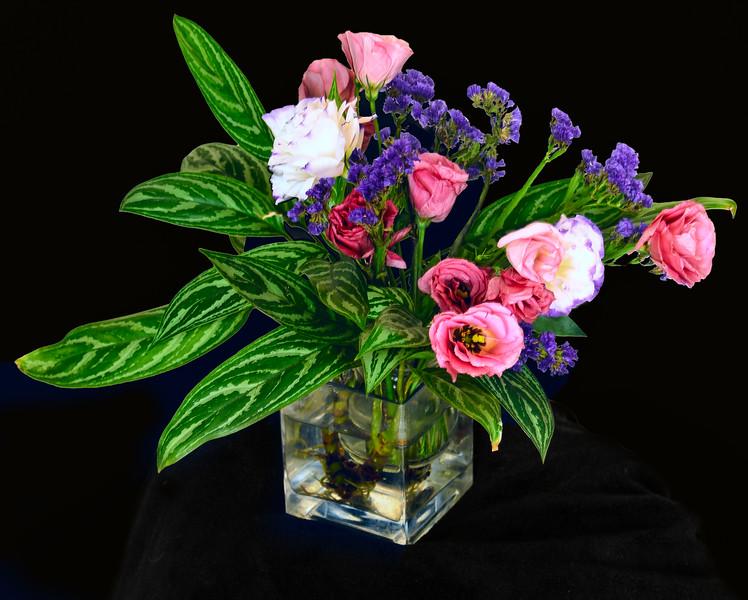 Old bouquet