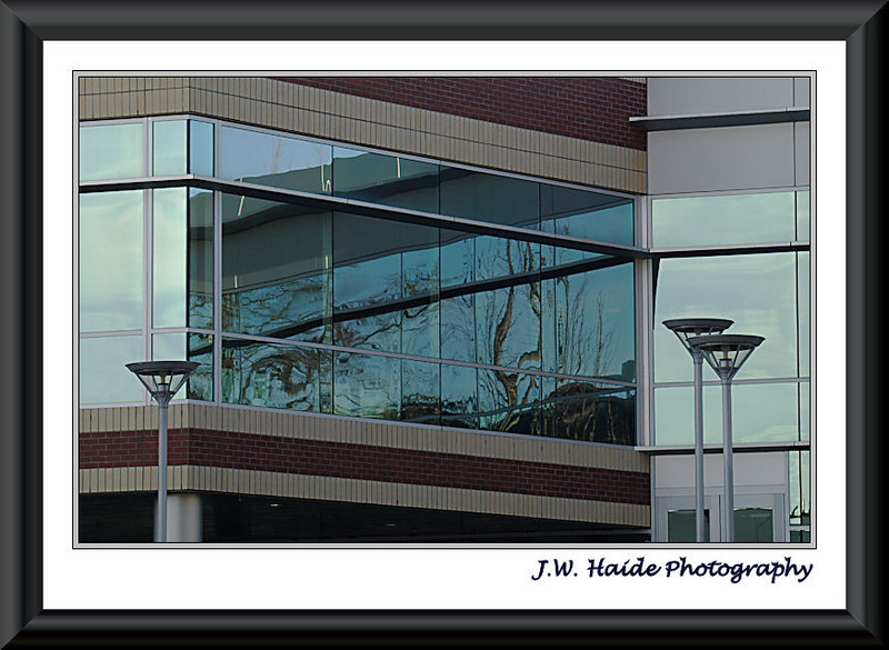 More Hillsboro Civic Center Reflections