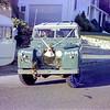 1973 Wedding car at Mary and Erics wedding a NEG
