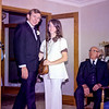 1973 Edward Mathews at Mary and Erics wedding NEG