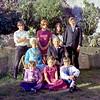 1973 Ray, Mary, Eric, Paula, John, Pat, Anne, Peter, Kevin NEG