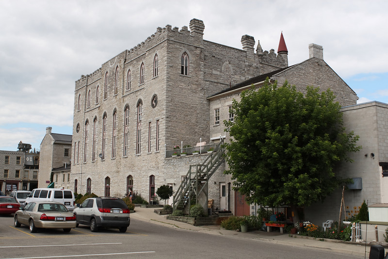 Historical Building in St. Mary's, Ontario