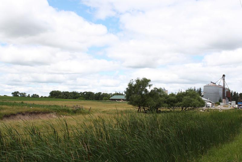Farmland in Ontario