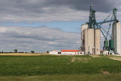 Cropfield and Farmland