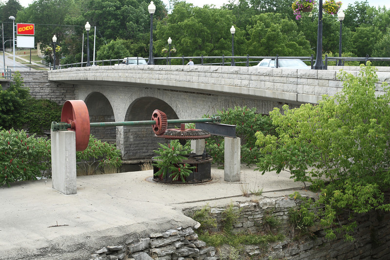 Historic St. Mary's Bridge and Mill