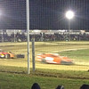 Woodford Glen Speedway action shot