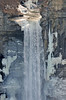 """<div class=""""jaDesc""""> <h4> Taughannock Falls In Winter - January 3, 2011</h4> <p> I stopped by the overlook at Taughannock Falls in Ithaca, NY. The falls were very full from the recent snow melt during a warm spell.</p> </div>"""