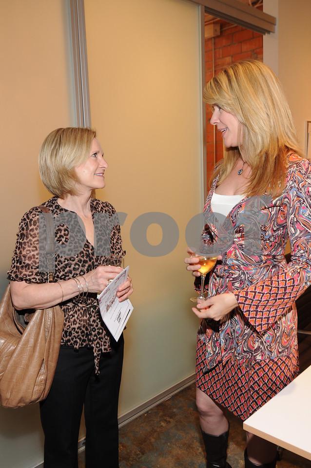 Ginger Wheless & Wendy Wagner