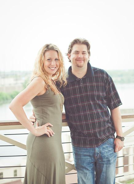 Laura and Dan Engagement