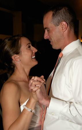 Laura and Matt Wedding Reception: First Dances