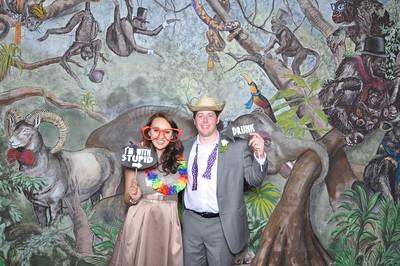 Lauren and Darby Wedding - Houston Zoo 3/28/15