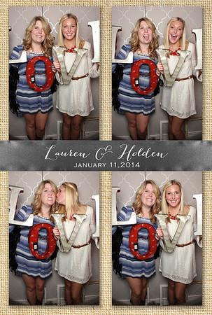 Lauren and Holden 1-11-14