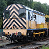 09025 Pulls SR EMU 7105 at Shepherdswell on EKR   24/07/11