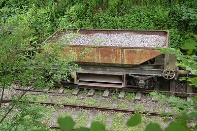 HW433 20t Steel Ballast 'Herring'.