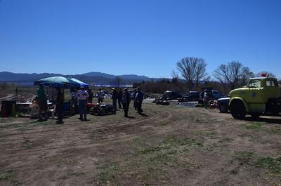 Lawnmower Races Anza