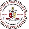 KappaAlphaPsi Circle logo CMYK